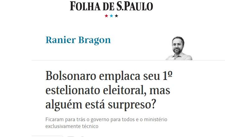 1543200615 28 Bolsonaro trai eleitorado antes mesmo da posse Bolsonaro trai eleitorado antes mesmo da posse