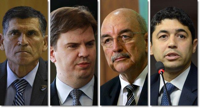 Quatro ministros de Bolsonaro são do governo Temer Quatro ministros de Bolsonaro são do governo Temer